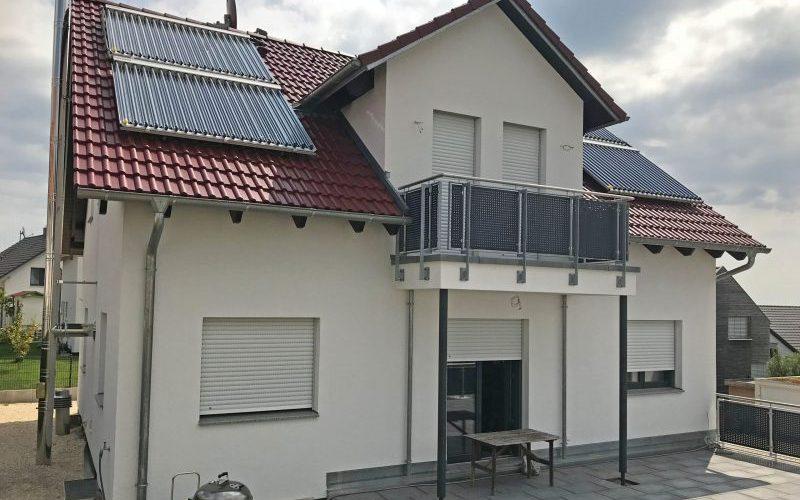Ökologisch sparen: Zukunftsfähige Heizungsanlage mit Sonnenkraft