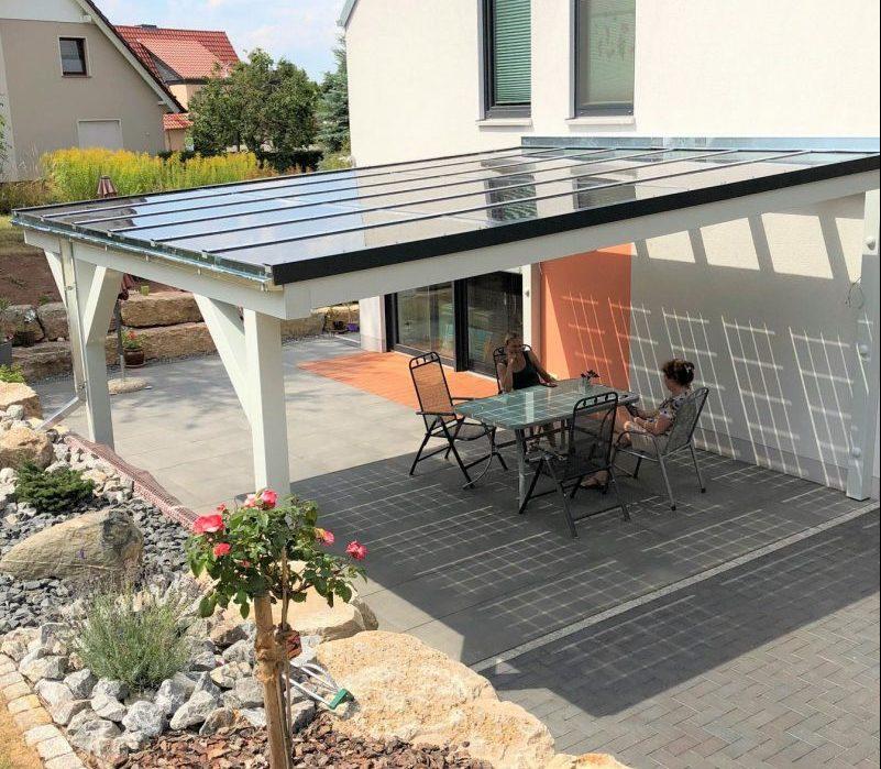 Öko-Kraftwerk für die Terrasse